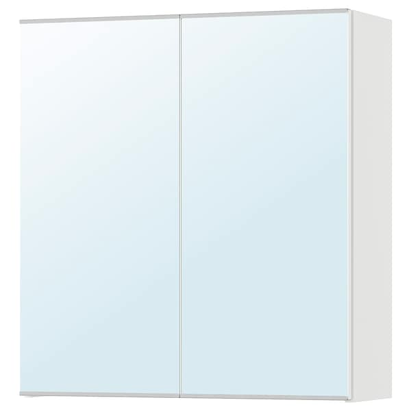 Lillangen Armoire A Pharmacie 2 Portes Miroir Blanc 60x21x64cm Magasinez Ici Ikea