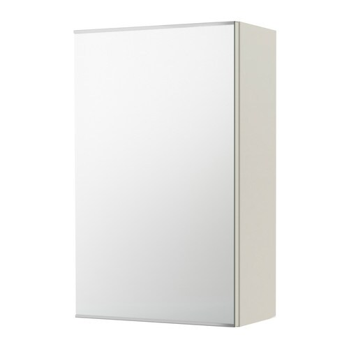 lill ngen armoire pharmacie 1 porte blanc ikea. Black Bedroom Furniture Sets. Home Design Ideas
