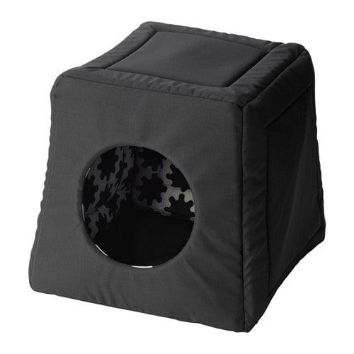lurvig lit pour chat ikea. Black Bedroom Furniture Sets. Home Design Ideas