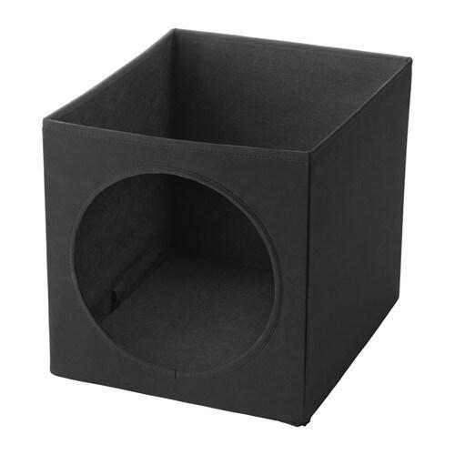 lurvig maison pour chat ikea. Black Bedroom Furniture Sets. Home Design Ideas