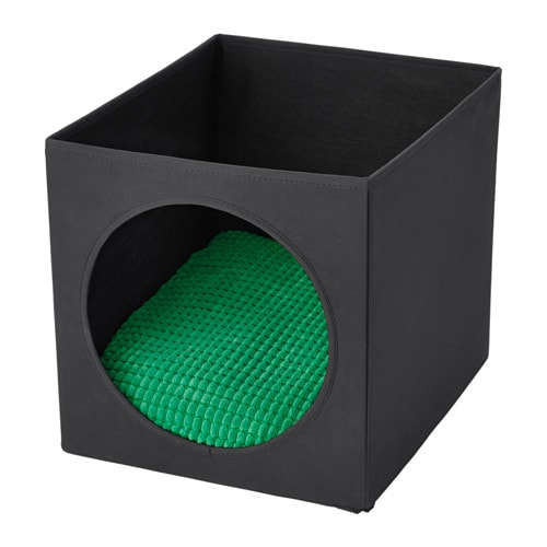 lurvig niche pour chat av coussin ikea. Black Bedroom Furniture Sets. Home Design Ideas