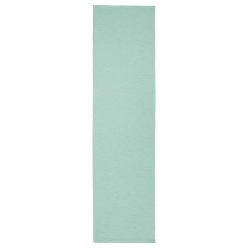 "MÄRIT chemin de table turquoise clair 51 "" 14 """