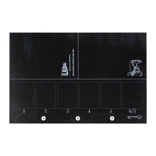 Tableau Ardoise Magnétique Ikea