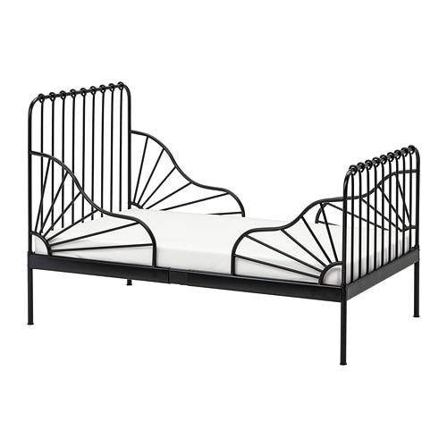 minnen struct lit vol av sommier lattes ikea. Black Bedroom Furniture Sets. Home Design Ideas