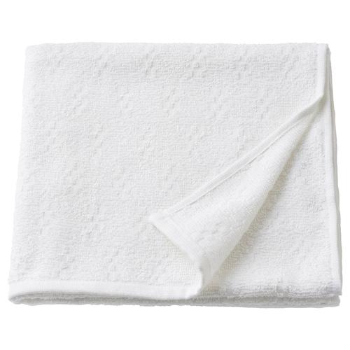 """NÄRSEN serviette de bain blanc 0.98 oz/sq ft 47 """" 22 """" 10.55 pied carré"""