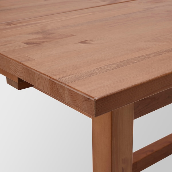 Nordviken Table A Rallonge Teint Anc 59 7 8 87 3 4x37 3 8 152 223x95 Cm Ikea