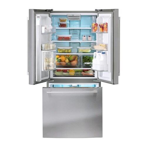 NUTID Réfrigérateur Portes IKEA - Refrigerateur 3 portes