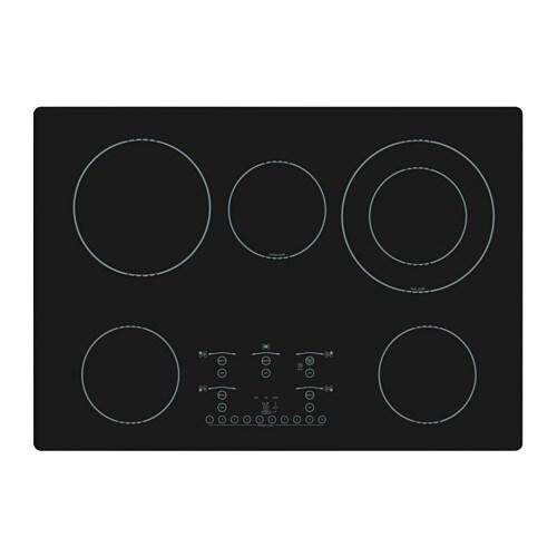 nutid table de cuisson vitro 5 lts ikea. Black Bedroom Furniture Sets. Home Design Ideas