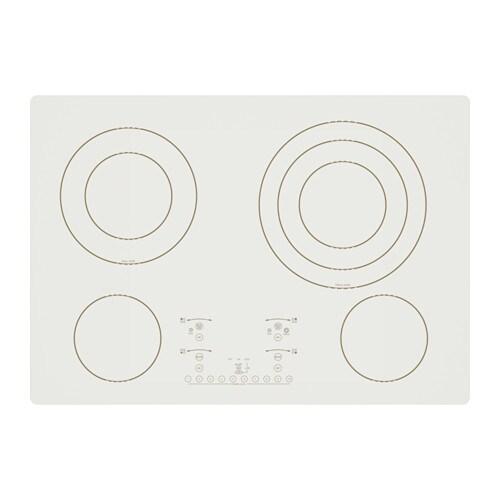 Nutid tble cuisson vitroc ramique 4 lts ikea - Table de cuisson ikea ...
