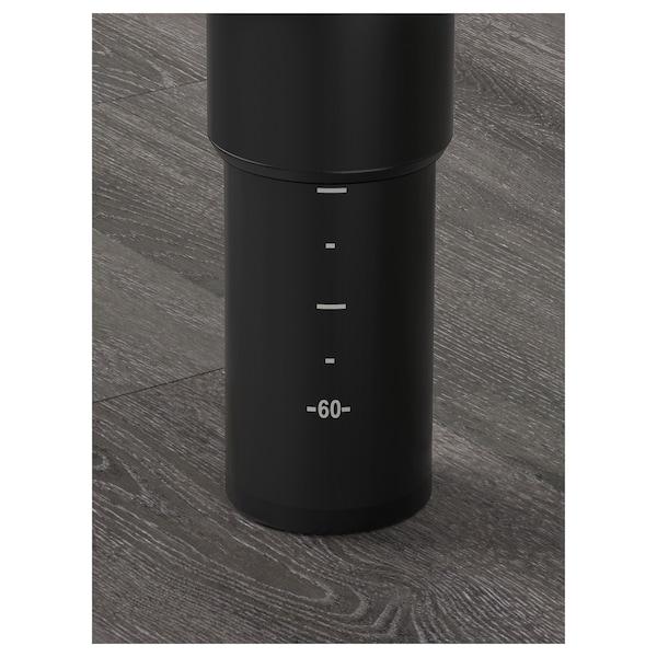 Olov Pied Reglable Noir Ikea