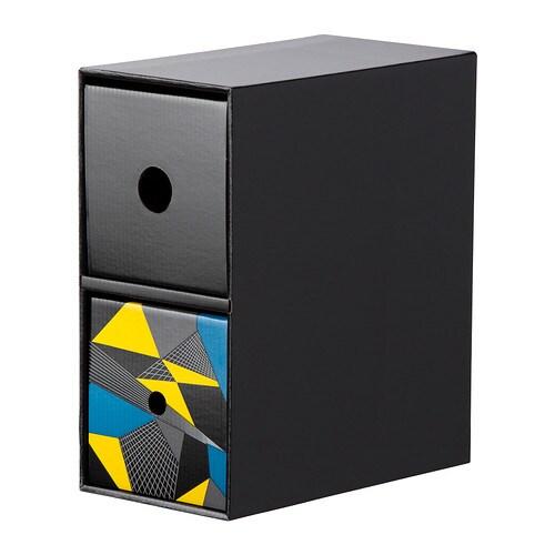 ordna mini commode 2 tiroirs ikea. Black Bedroom Furniture Sets. Home Design Ideas