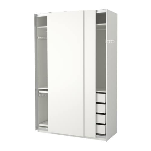 pax armoire penderie 150x66x236 cm ikea. Black Bedroom Furniture Sets. Home Design Ideas