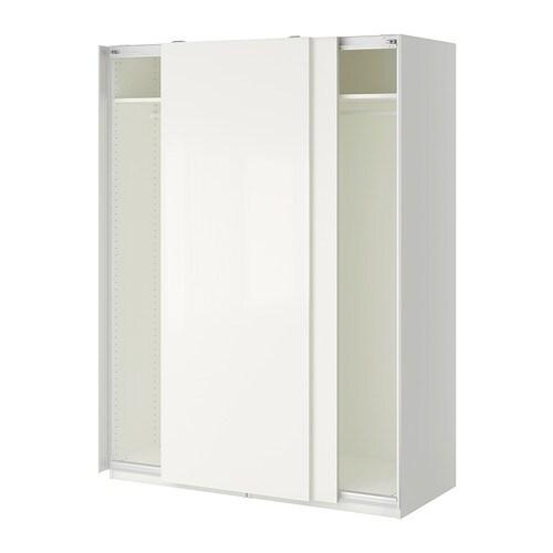 Pax armoire penderie 150x66x201 cm ikea - Ikea rangement penderie ...