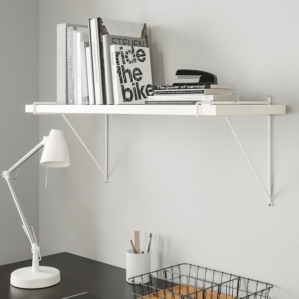 """PERSHULT Console, blanc, 11 ¾x11 ¾ """""""