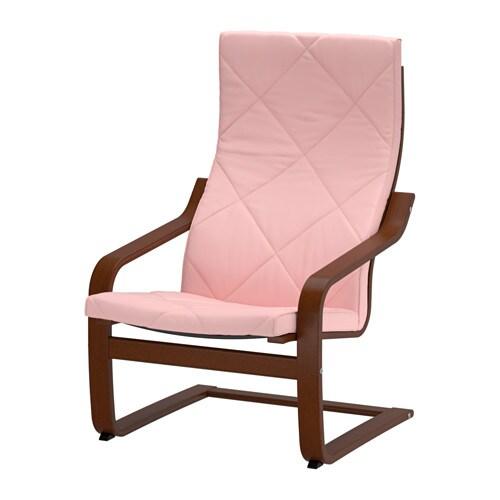 po ng fauteuil edum rose ikea. Black Bedroom Furniture Sets. Home Design Ideas