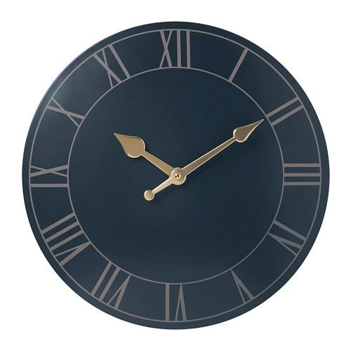 pollett horloge murale ikea. Black Bedroom Furniture Sets. Home Design Ideas