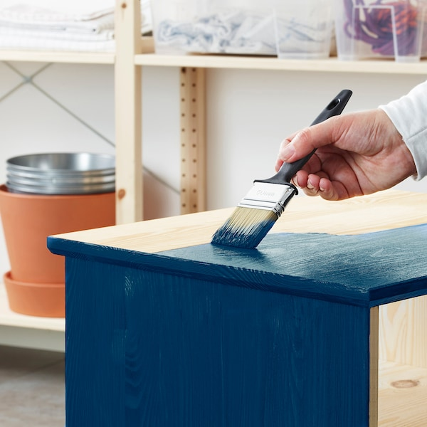 POPPARE Peinture, bleu