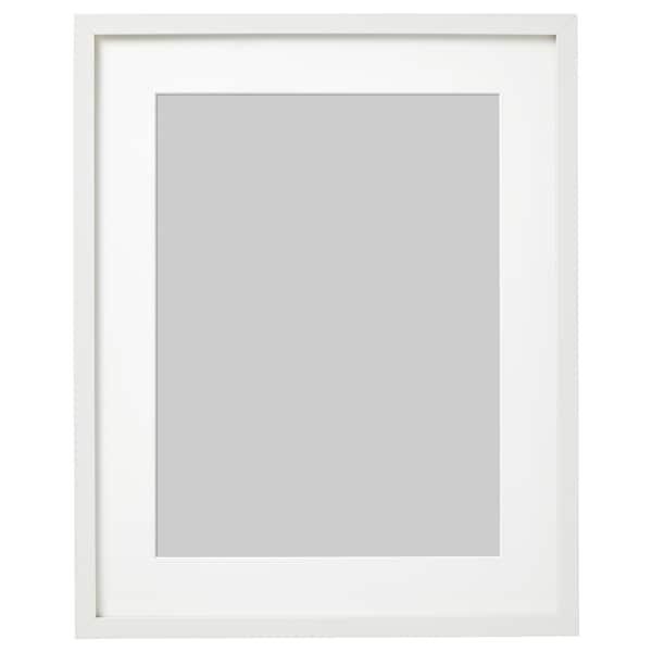 "RIBBA Cadre, blanc, 16x20 """