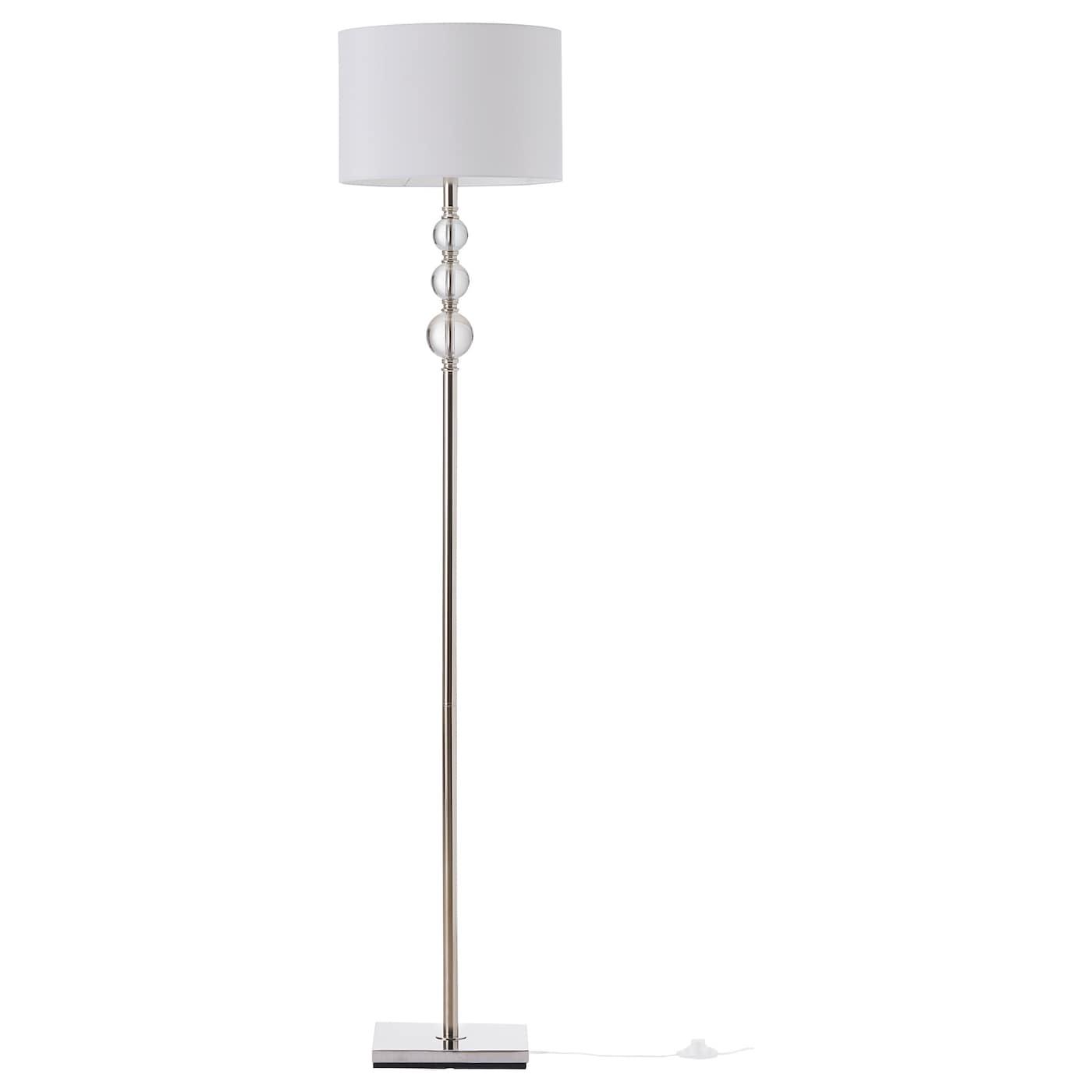 Roxmo Lampadaire Blanc Ikea