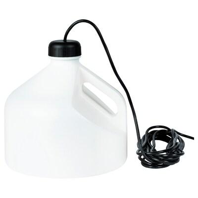 SAMMANKOPPLA Éclairage multifonction à DEL, blanc