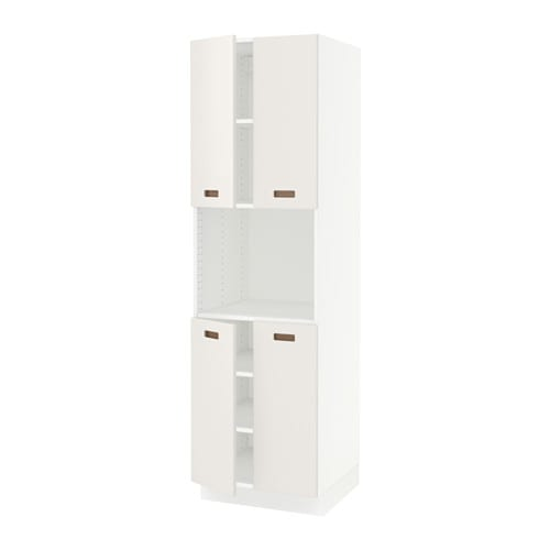 sektion arm hte micro ondes 4 ptes blanc m rsta blanc 24x24x80 ikea. Black Bedroom Furniture Sets. Home Design Ideas