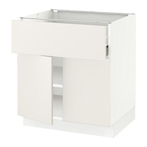 sektion arm inf av tir 2 prtes blanc f veddinge blanc 30x24x30 ikea. Black Bedroom Furniture Sets. Home Design Ideas