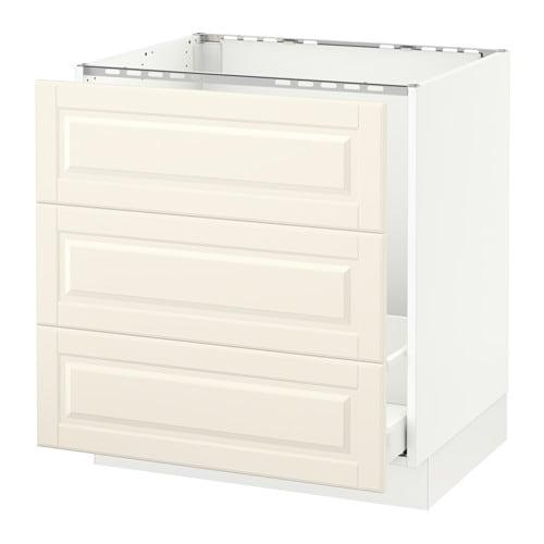 sektion arm inf vier tri 3 faces blanc bodbyn blanc cass 30x24x30 ikea. Black Bedroom Furniture Sets. Home Design Ideas