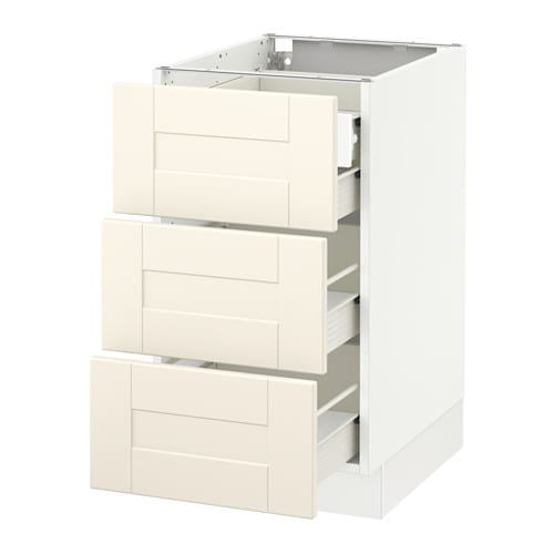 sektion arm inf 3 faces 4 tiroirs blanc f grimsl v blanc cass 18x24x30 ikea. Black Bedroom Furniture Sets. Home Design Ideas