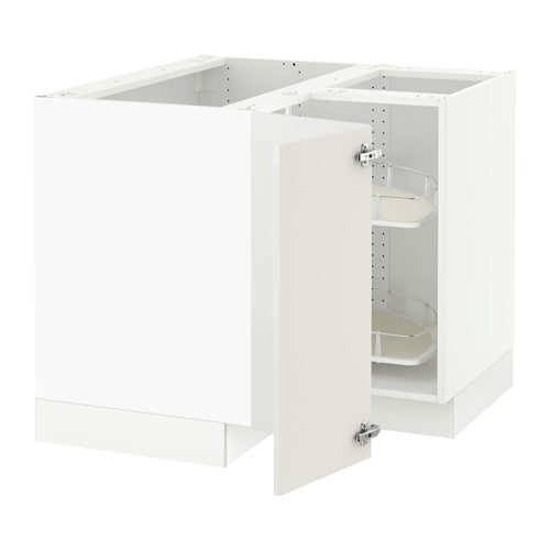 sektion armoire inf angle rgt pivotant blanc ringhult ultrabrillant blanc 38x24x30 ikea. Black Bedroom Furniture Sets. Home Design Ideas