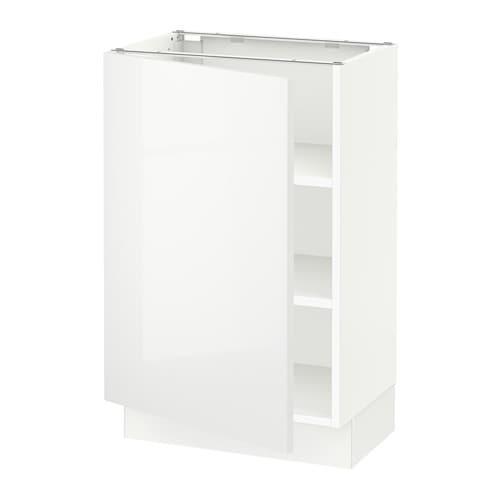 sektion armoire inf tabl blanc ringhult ultrabrillant blanc 21x15x30 ikea. Black Bedroom Furniture Sets. Home Design Ideas