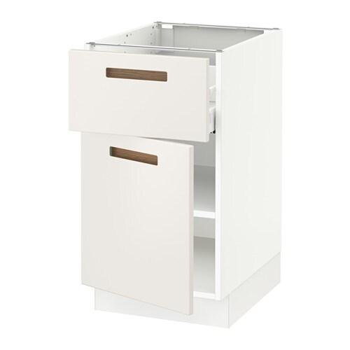 sektion armoire inf rieure tiroir porte blanc ma m rsta blanc 18x24x30 ikea. Black Bedroom Furniture Sets. Home Design Ideas