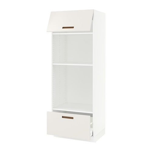 sektion armoire micro four tiroir porte blanc ma m rsta blanc ikea. Black Bedroom Furniture Sets. Home Design Ideas