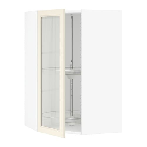 sektion armoire mur angle rgt piv blanc hittarp blanc cass 26x15x40 ikea. Black Bedroom Furniture Sets. Home Design Ideas