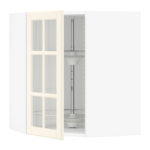 sektion armoire mur angle rgt piv blanc bodbyn blanc cass 26x15x30 ikea. Black Bedroom Furniture Sets. Home Design Ideas