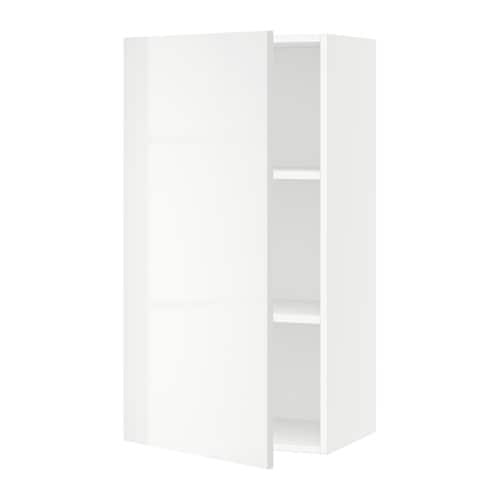 sektion armoire murale blanc ringhult ultrabrillant blanc 21x15x40 ikea. Black Bedroom Furniture Sets. Home Design Ideas