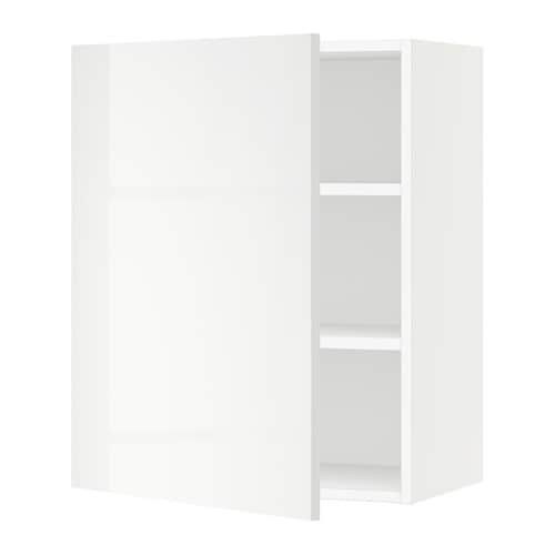 sektion armoire murale blanc ringhult ultrabrillant blanc 24x15x30 ikea. Black Bedroom Furniture Sets. Home Design Ideas