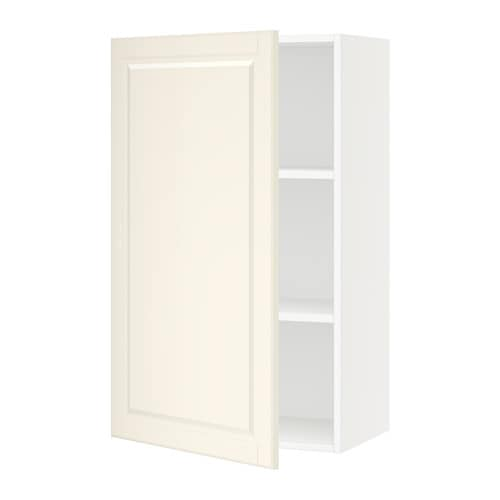 sektion armoire murale blanc bodbyn blanc cass 24x15x40 ikea. Black Bedroom Furniture Sets. Home Design Ideas