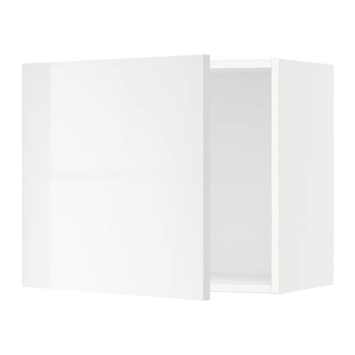 sektion armoire murale blanc ringhult ultrabrillant blanc 24x15x20 ikea. Black Bedroom Furniture Sets. Home Design Ideas