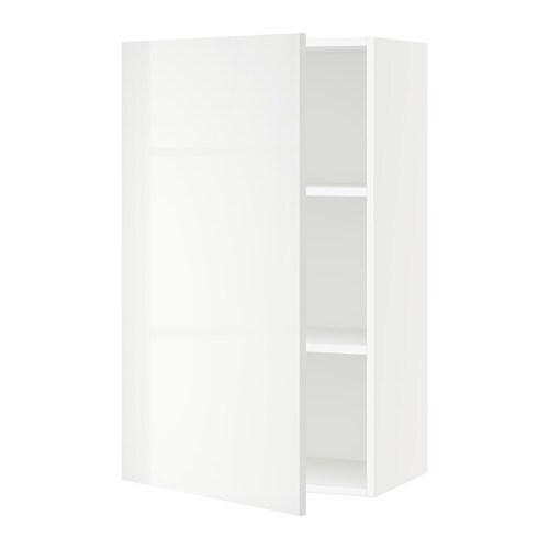 sektion armoire murale blanc ringhult ultrabrillant blanc 24x15x40 ikea. Black Bedroom Furniture Sets. Home Design Ideas
