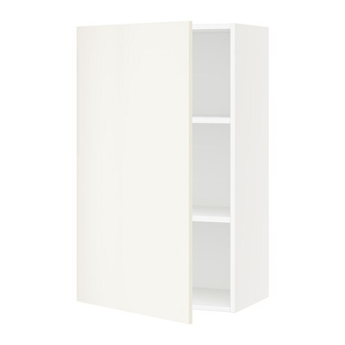 sektion armoire murale blanc veddinge blanc 24x15x40 ikea. Black Bedroom Furniture Sets. Home Design Ideas