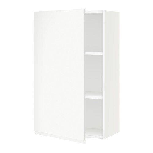 sektion armoire murale blanc voxtorp blanc 24x15x40. Black Bedroom Furniture Sets. Home Design Ideas