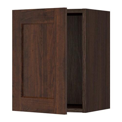sektion armoire murale effet bois brun edserum effet bois brun 15x15x20 ikea. Black Bedroom Furniture Sets. Home Design Ideas