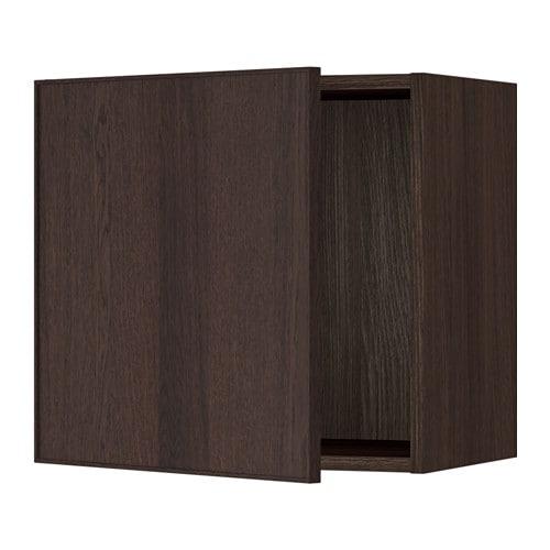 sektion armoire murale effet bois brun ekestad brun 21x15x20 ikea. Black Bedroom Furniture Sets. Home Design Ideas