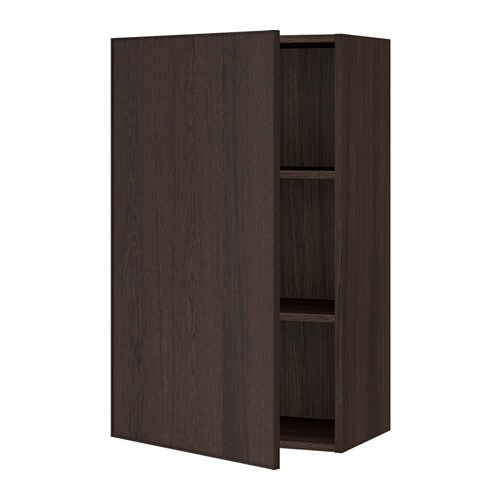 sektion armoire murale effet bois brun ekestad brun 24x15x40 ikea. Black Bedroom Furniture Sets. Home Design Ideas