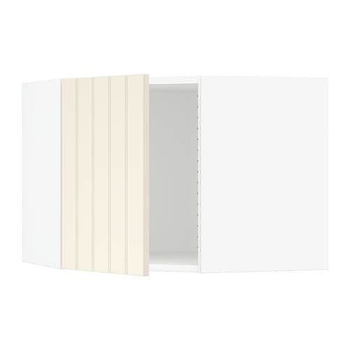 sektion armoire murale d 39 angle blanc hittarp blanc cass ikea. Black Bedroom Furniture Sets. Home Design Ideas
