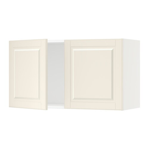 sektion armoire murale 2 portes blanc bodbyn blanc cass 36x15x20 ikea. Black Bedroom Furniture Sets. Home Design Ideas