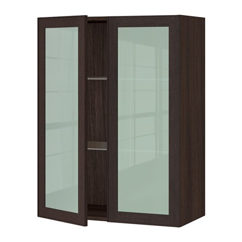 Sektion armoire murale 2 portes vitrées