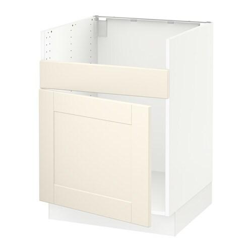 sektion l ment pour vier domsj 1 bac ikea. Black Bedroom Furniture Sets. Home Design Ideas
