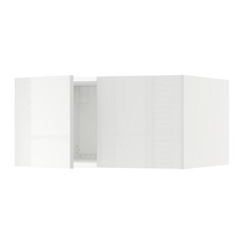 sektion surmeuble r fr cong 2 ptes blanc ringhult. Black Bedroom Furniture Sets. Home Design Ideas