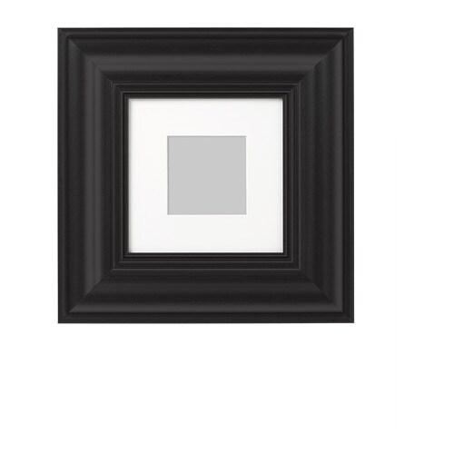 Cadre Ikea Noir